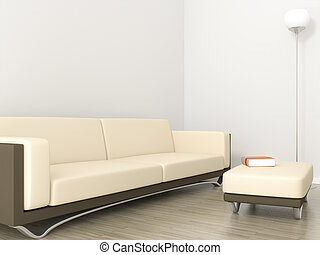 room and sofa