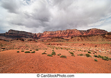 Vermillion Cliffs near Marble Canyon Arizona