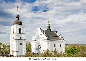 Church Ukraine - typical national Church in Ukraine in the...