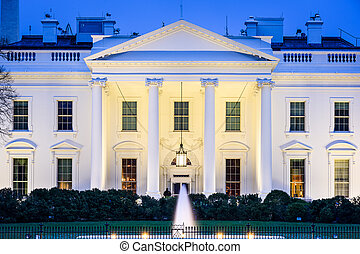 White House - Washington, DC at the White House.