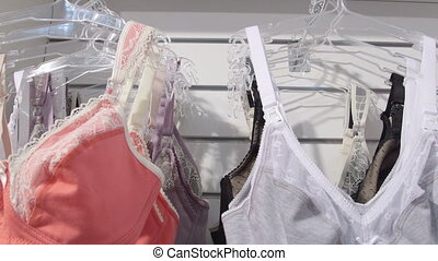 Dolly: Collection of cotton bras for pregnant and nursing...