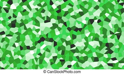 large irregular shape pattern background green - abstract...