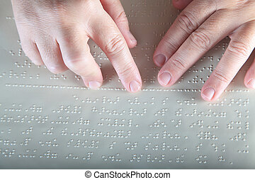 Method Braille - For blind people