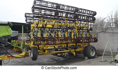 cultivator for seedbed preparation 02 - cultivator for...