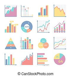 Schedules for business illustrations - Set schedules for...