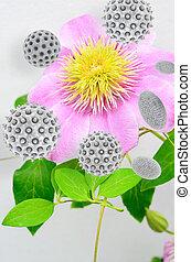 Pollen - 3d rendered illustration