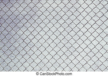 Chain Fence, fence background