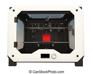 3D printer - image of 3D printer