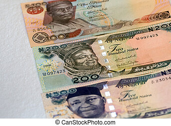 Nairas - The Central Bank of Nigeria (CBN) is the sole...