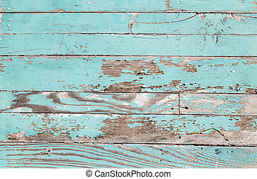 Wooden panels - Peeled wooden panels texture background