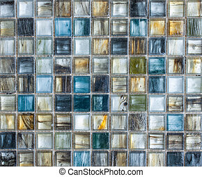 Colorful Mosaic Tiles abstract texture and background