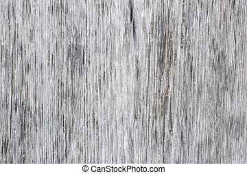 Old weathered wood background - Gray wooden background of...