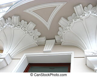 Decorative architectural element