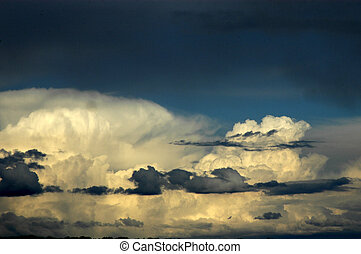 STORM CLOUD FORMATION