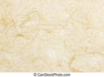 Rough paper texture - old brown paper background