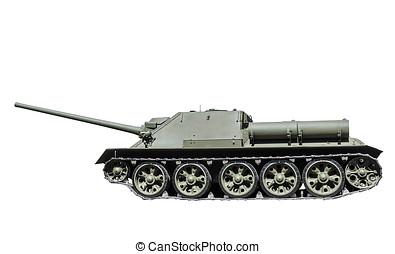 Soviet self-propelled artillery - Soviet self-propelled...
