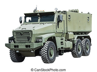 vervoer, gepanzert, auto, verbeterde, personeel, Veiligheid