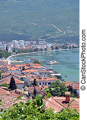 Ohrid, Macedonia - Picture of a Ohrid, Macedonia, travel...