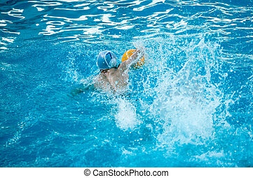 Water Polo - Water polo is a team water sport
