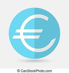EU icon on a white background - EU icon