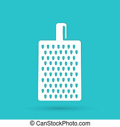grater for vegetables and fruits icon