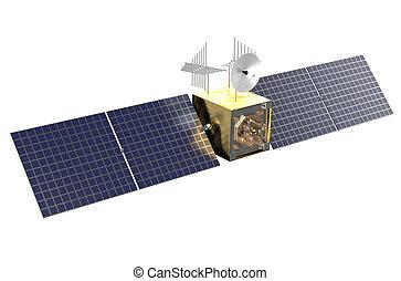 人工衛星,