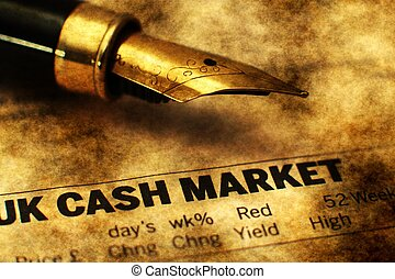 UK cash market