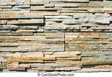 Graue stein gelber mauerstein wand Stockfoto Bilder. 1.657 ...