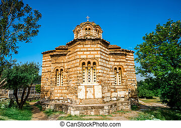 Holy Apostles church in Agora - Holy Apostles orthodox...