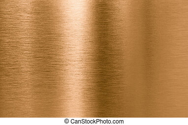 Bronze or copper metal texture background - Bronze or copper...