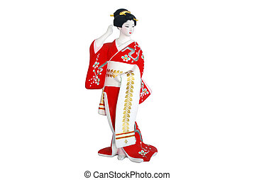 woman from japan - woman in japan traditional clothing