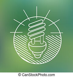 energy saving spiral eco lamp fluorescent light bulb linear...