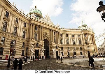 Building in Vienna