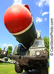 Ballistic missiles - Russian military ballistic missiles