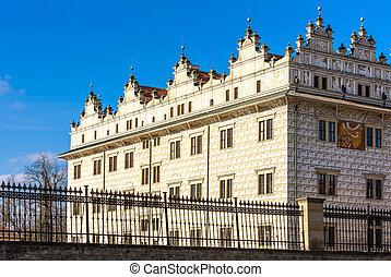 Palace Litomysl, Czech Republic