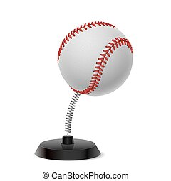 Baseball souvenir - Table souvenir in form of baseball on...