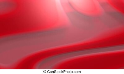 Abstract background -red - This is a 3D render