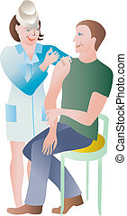 Health - Flu shot