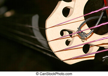 Double Bass Bridge
