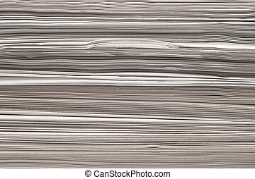 Paper stack Stock Photos and Images. 83,395 Paper stack ...