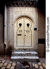 drzwi, w, przedimek określony przed rzeczownikami, casbha,...
