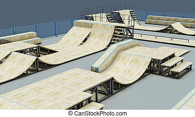 halfpipe 3d stock foto bilder 45 halfpipe 3d lizenzfreie. Black Bedroom Furniture Sets. Home Design Ideas