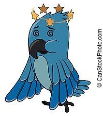 Confuse Bird
