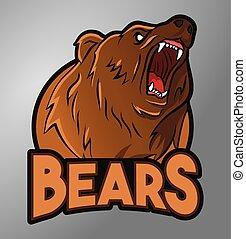 Bears mascot