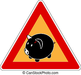 Swine flu sign 2