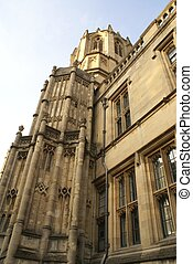 Christ Church College, Oxford, UK - Christ Church is a...