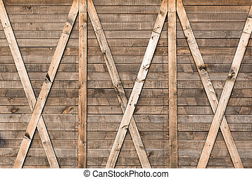 background and texture of  pine wood decorative wall surface