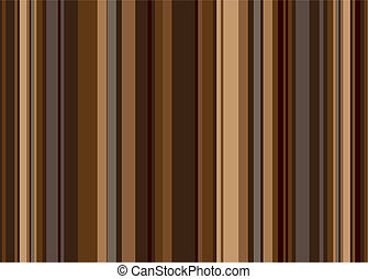 coffee stripe retro - Retro style vertical stripped...