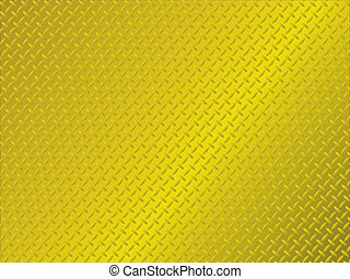 metal anti slip gold - golden metal background with anti...