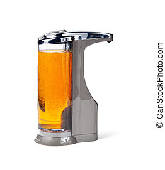 Electronic soap dispenser